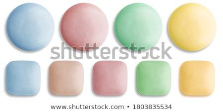 colored vitamin pills stock photo © zhekos