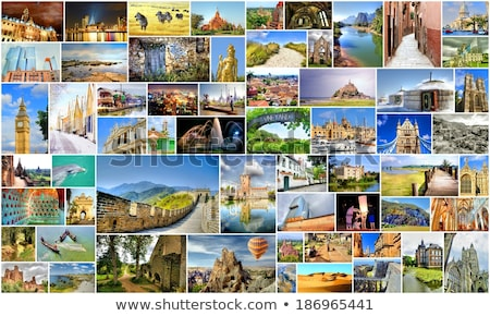 Composite image of picture of travelling Stock photo © wavebreak_media