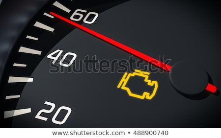 engine check sign stock photo © romvo