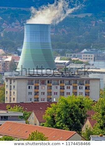 koeling · toren - stockfoto © manfredxy