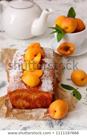 ジャム 新鮮な 自家製 果物 甘い ストックフォト © BarbaraNeveu