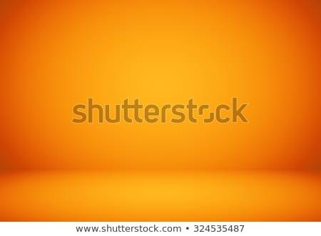 Oranje witte frame illustratie ontwerp achtergrond Stockfoto © bluering