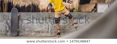 athletes skaters Stock photo © mayboro