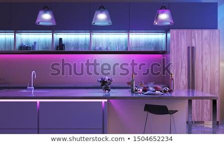 Strip-bar interior Stock photo © sahua