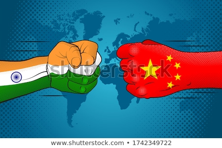 China Domination stock photo © Alvinge