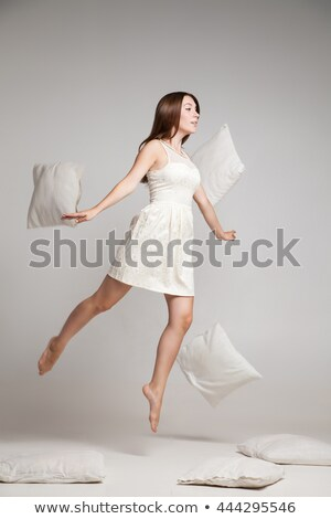 Flying Woman stock photo © piedmontphoto