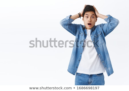 i cant beleive this stock photo © lithian