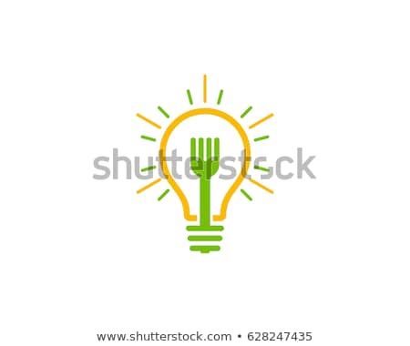 Smart Eating Stock photo © Lightsource
