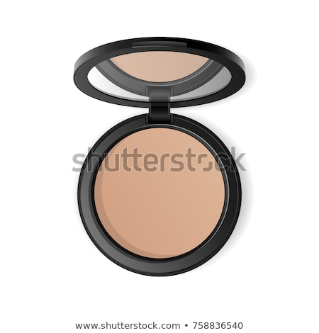 Powder compact Stock photo © zzve