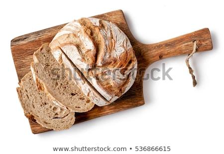 Bread on Board Stock photo © milsiart