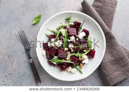 サラダ フェタチーズ 食品 野菜 食事 ダイエット ストックフォト © M-studio