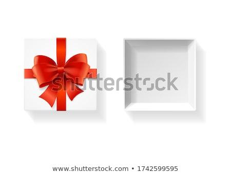 Giftbox Stock photo © pressmaster