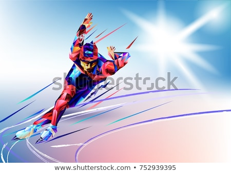 Olympic leader Stock photo © icefront