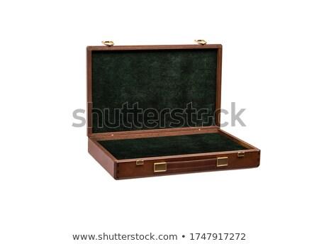 green expensive case Stock photo © ozaiachin