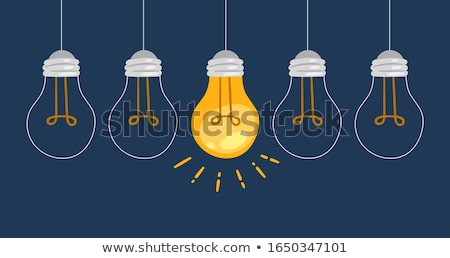Business Spark Idea Stock photo © Lightsource