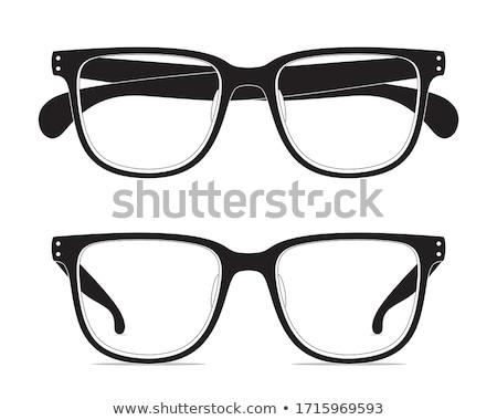 Okulary plan inżynierii Zdjęcia stock © cosma