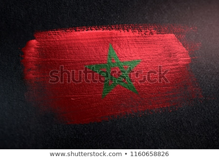 made in morocco Stock photo © tony4urban