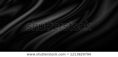 Negro seda elegante moda diseno fondo Foto stock © zven0