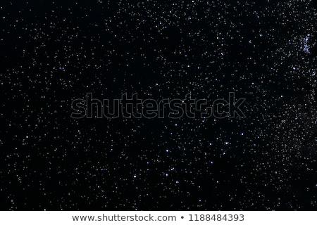 Starfield background Stock photo © kayros
