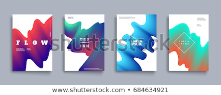 Stockfoto: Ingesteld · abstract · business · banners