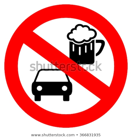Drinking And Driving Impaired Stock photo © Lightsource