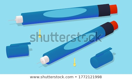 Diagnosis - Hypoglycemia. Medicine Concept. 3D Illustration. Stock photo © tashatuvango