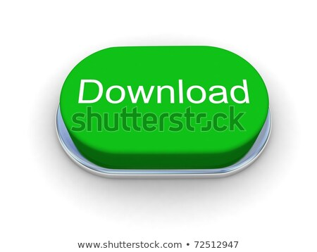 keyboard with green button   download 3d stock photo © tashatuvango