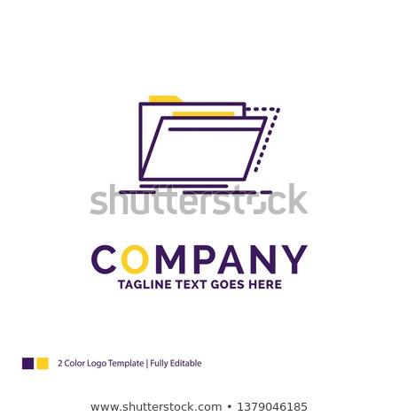 cv · базы · файла · Label · карт - Сток-фото © tashatuvango