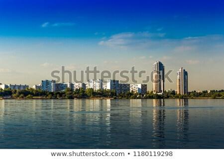 widoku · Moskwa · obcy · ministerstwo · miasta · panoramę - zdjęcia stock © mahout