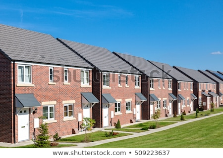 Social Housing Stock photo © Lightsource