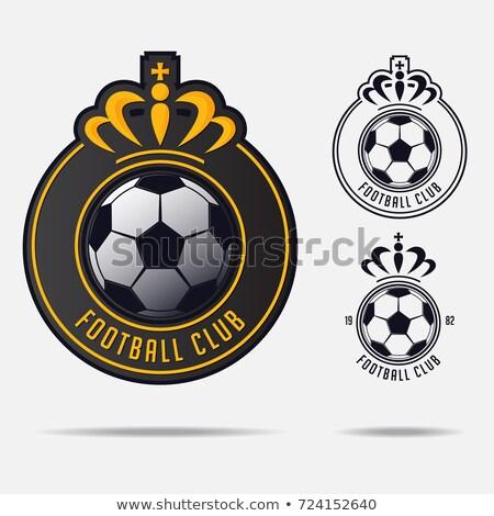 resumen · fútbol · vector · diseno · deportes · ola - foto stock © sarts