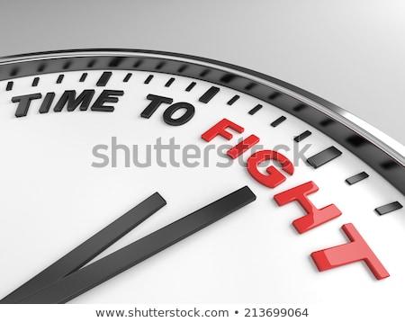 It's Time For Revenge! Stock photo © MilanMarkovic78