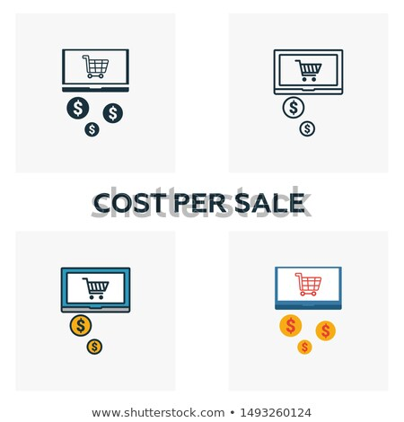 Cost per Sale Stock photo © Mazirama