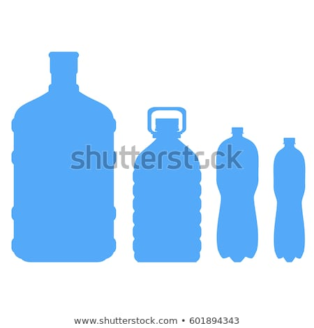 Icons for water cooler appliance pattern Stock photo © netkov1