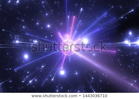 механика · стороны · написанный · физика · изображение - Сток-фото © solarseven