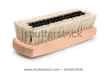 Stiff bristled brush Stock photo © photography33