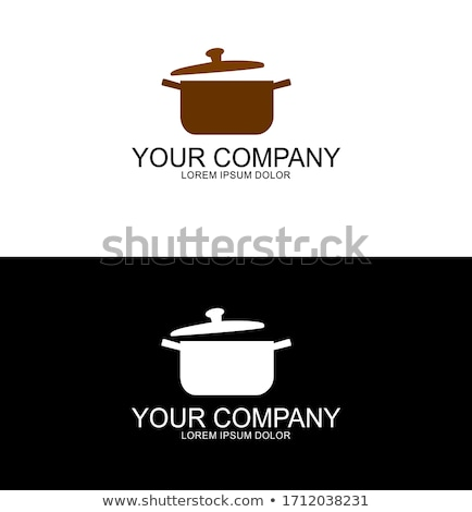 cooking pot and frying pan Stock photo © M-studio