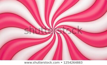 spirali · lizak · kolorowy · odizolowany · biały · pomarańczowy - zdjęcia stock © taigi