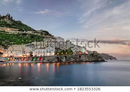 города · Италия · Blue · Sky · синий - Сток-фото © rglinsky77