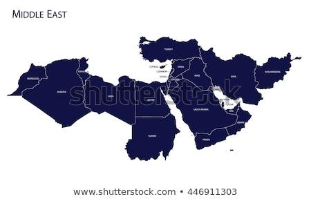 Moyen-Orient image lumière monde nuit Photo stock © ixstudio