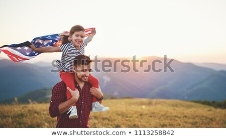 American patriot concept Stock photo © moses