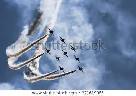 Fighter jets in formation Stock photo © dutourdumonde