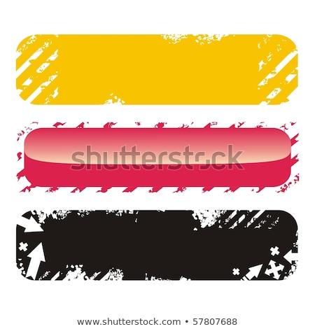 grunge buttons an banners stock photo © lizard