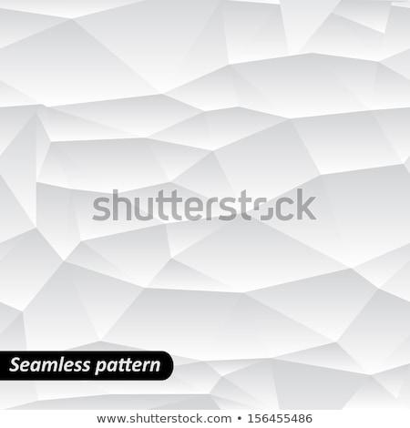 黒白 · 幾何学的な · ベクトル · 錯覚 · 現代 · 効果 - ストックフォト © kali