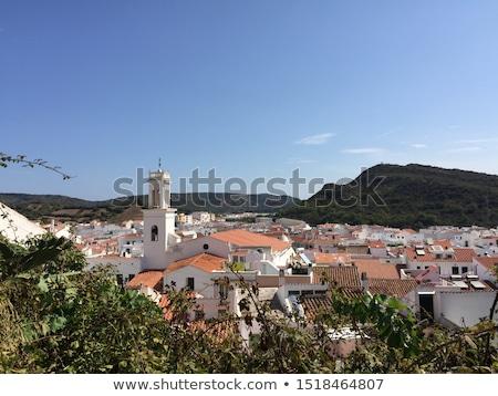 Menorca Urbanization  Stock photo © zhekos