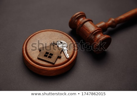 Key to the law Stock photo © polygraphus