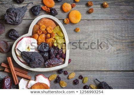 secas · frutas · saudável · delicioso · o · melhor · começar - foto stock © yelenayemchuk
