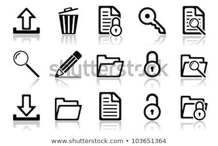 Browse shape key Stock photo © fuzzbones0