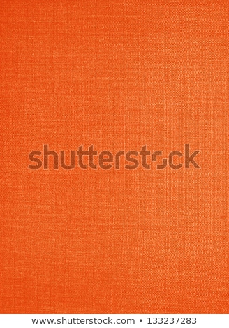 orange fabric texture stock photo © andreasberheide