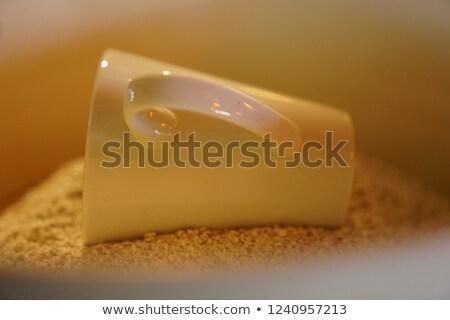 Zdjęcia stock: Ełne · irlandzkie · śniadanie · z · irlandzkim · chlebem · sodowym